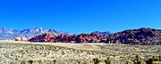 Red Rock Photos - Red Rock Canyon 79 by Randall Weidner