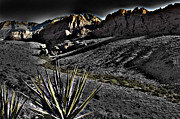 Landscape Posters Originals - Red Rock Canyon by Rob Outwater