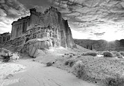 Red Rock Canyon State Park Print by David Kiene
