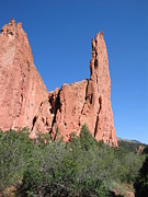 CGHepburn Scenic Photos - Red Rock Pinnacle