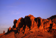 Scenic Photography Prints - Red Rock Print by Susan  Benson