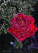 Robert Goudreau - Red Rose