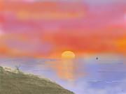 Peri Craig - Red Sails in the Sunrise