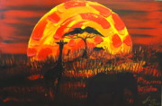 James Dunbar - Red Sun Of Africa 1