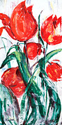 Sharon Sieben - Red Tulips