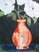 Audrey Bunchkowski - Red Vase