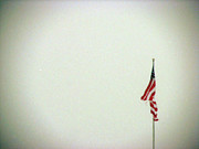Off The Beaten Path Photography - Andrew Alexander - Red Whiteout and Blue