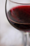 Merlot Photos - Red Wine by Margie Hurwich