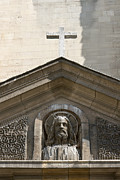 Pres Photos - Redeemer and Cross by Fabrizio Ruggeri