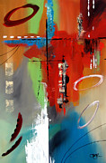 Oil Mixed Media - Reduction by Tom Fedro - Fidostudio