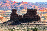 LAWRENCE CHRISTOPHER - REEF IN ARCHES NATIONAL PARK