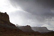 Capital Reef - Reefs and Clouds by Timothy Johnson