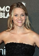 Oscar Art - Reese Witherspoon At Arrivals by Everett