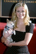 Reese Witherspoon At The Induction Print by Everett