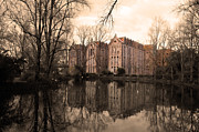 Europe Photo Originals - Reflecting Memories by Dias Dos Reis
