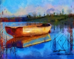 Pond Art - Reflection by Anthony Caruso