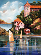 Ann Iuen - Reflection Bay