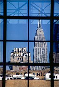 Mark Gilman - Reflection Empire State Building