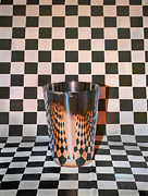 Photorealistic Prints - Reflections 2 Print by Peter Polyak