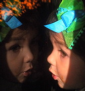 Bows Photos - Reflections of Isabella by Karen Wiles