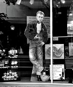 James Dean Photos - Reflections Of James Dean by John Black