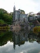 Anna  Duyunova - Reflections of New York.Belvedere Castle