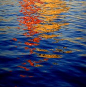 Roberto Alamino Acrylic Prints - Reflections on Kobe by Roberto Alamino