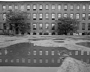 Industrial Originals - Reflections on the Past Lowell by Jan Faul