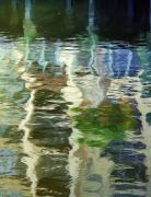 Water Reflections Photos - Reflections by Tom Griffithe
