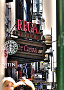 Scott Phillips Art - Regal 42nd Street by Scott Phillips