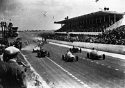 Formula Car Photos - Reims Grand Prix by Keystone