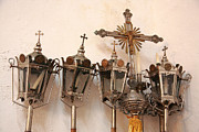 Lanterns Photos - Religious artifacts by Gaspar Avila