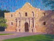 Texas Pastels Originals - Remember by Michael Gillespie