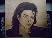 Michael Pyrography - Remember the time by Mark Padgett