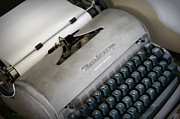 Typewriter Photos - Remington Quiet Riter by Cricket Hackmann
