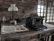 Old West Photo Originals - Remington Standard  by David Wagner