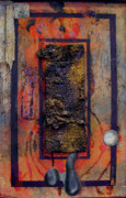 Joy Mixed Media - Remnants of Past Joy by Ralph Levesque