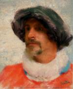 Knights Castle Digital Art - Renaissance Man by Michael Brown