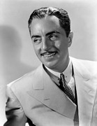 1935 Movies Prints - Rendezvous, William Powell, 1935 Print by Everett