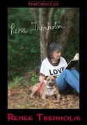 Autographed Photo Prints - Renee Trenholm . SIGNED Print by Renee Trenholm