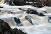 Water Flowing Framed Prints - Renew Your Own Framed Print by Mitch Cat