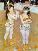 1878 Photos - Renoir: Circus Girls, 1878 by Granger