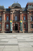 Art Museum Prints - Renwick Gallery Print by Neil Overy
