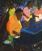 Pianos Paintings - Reprise by Dale Miller