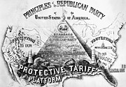 Principle Prints - Republican Principles, 1888 Print by Granger