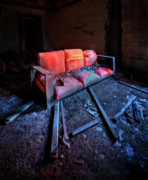 Couch Photos - Rest in Pieces by Evelina Kremsdorf