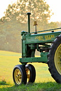 John Deere Framed Prints - Resting Framed Print by JD Grimes