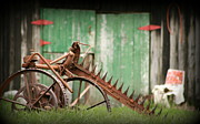 Shamik Tobin - Retired Antique Mower