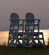 Beach Sunsets Originals - Retirement  by Christopher  Ward