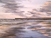 Scott Melby Originals - Retreating Tide by Scott Melby